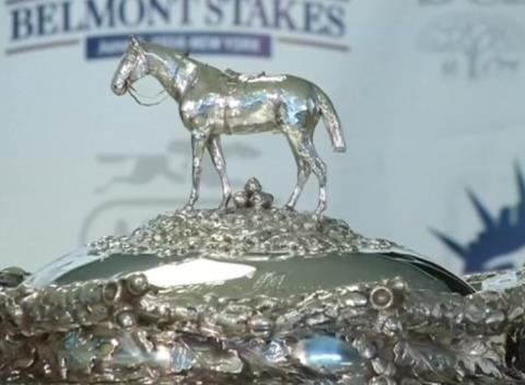 News video: Racing Industry Hopes California Chrome Can Boost Its Fortunes