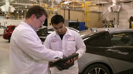 News video: Honda of America Mfg., Inc. Spotlights Auto Quality Engineer in Video Series